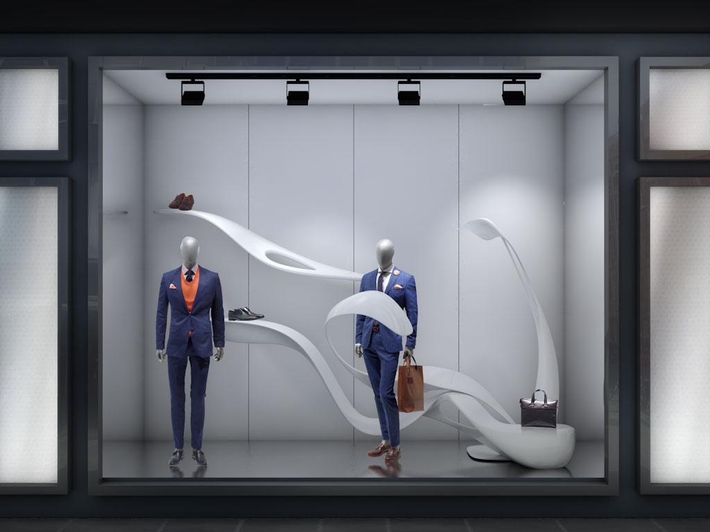 schaufenstergestaltung visuelles storytelling stores of schaufenstergestaltung. Black Bedroom Furniture Sets. Home Design Ideas
